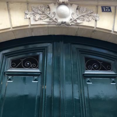 Porte centrale