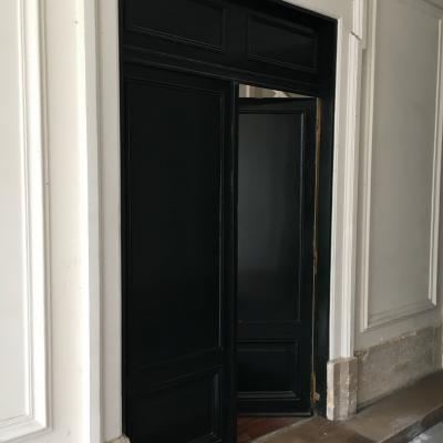 Le Cabinet non dévoilé