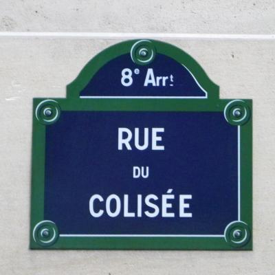 Rue du Colisée